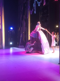 Backstage Nutcracker